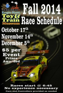 Next Race Nov. 14