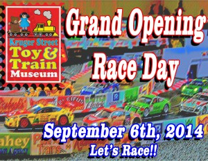 Grand Openings Sept. 6, 2014