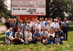 1st Annual Convention (1999)