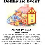 Doll House Event 3-3-2018